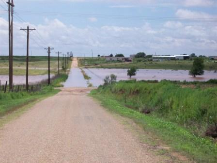 Flooding in West Texas!