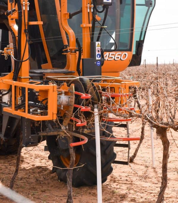Precision Pruning Using the Pellenc TRP 2017