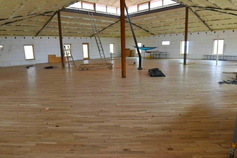 The Wood Floor - Finished Floor